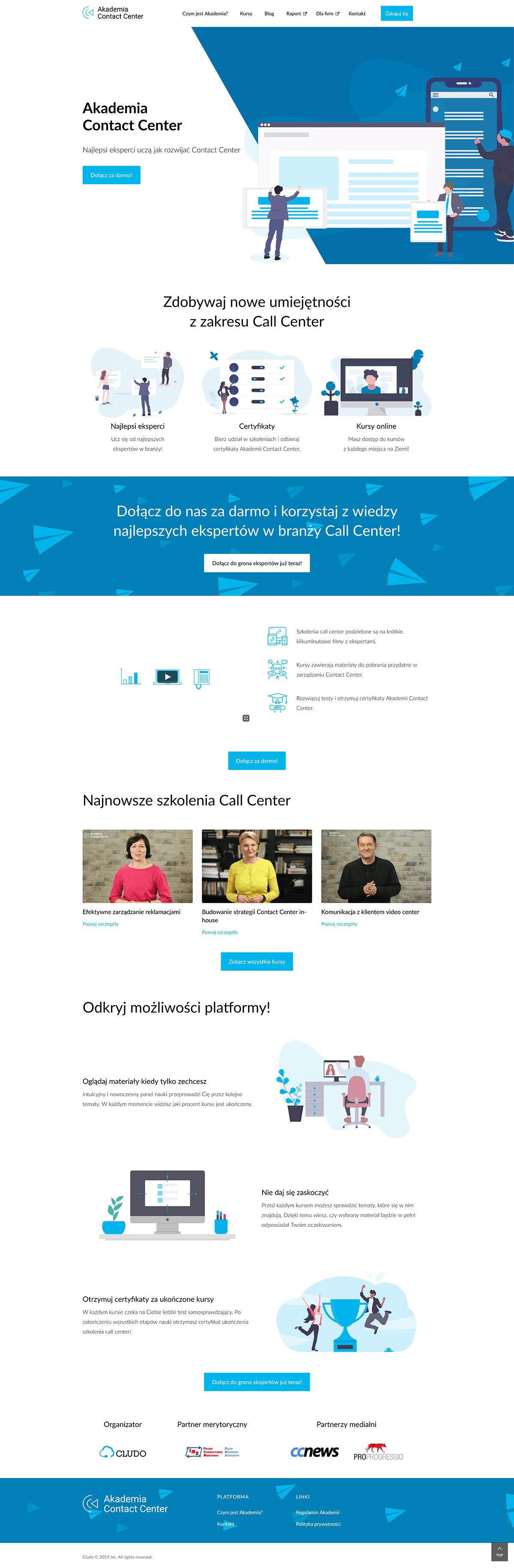 realizacja Prosta Linia - akademiacc.pl