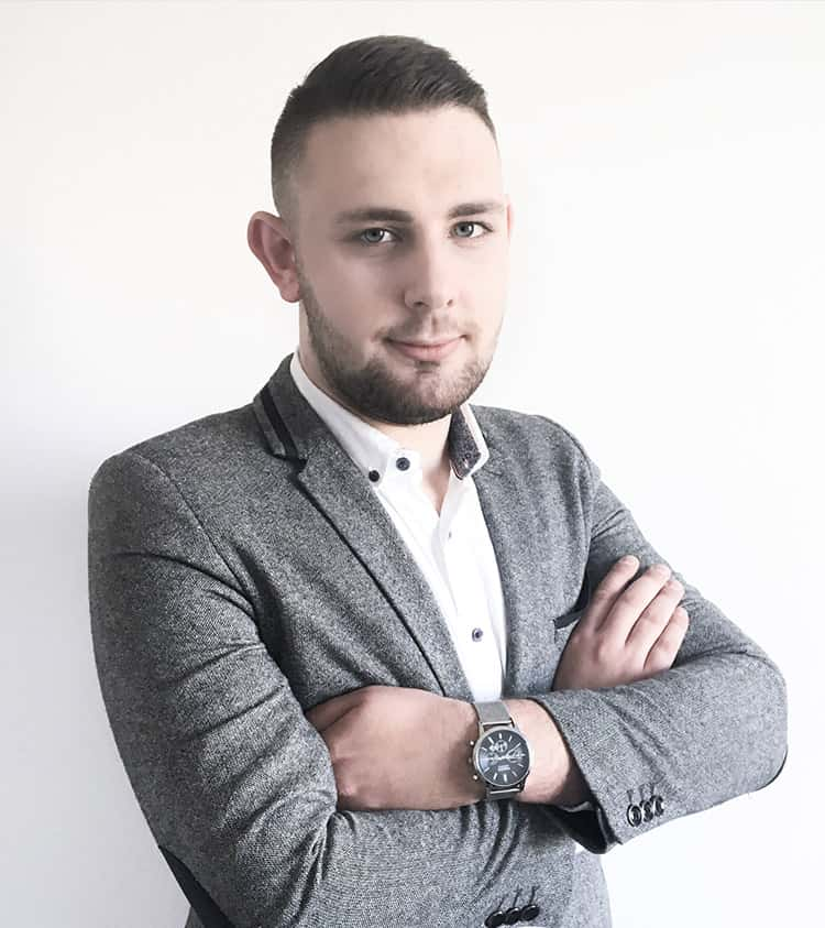 Krzysztof - Front-end Developer